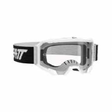 New 2020 Adult Leatt 4.5 Goggles Velocity Motocross Enduro Goggles WHITE -CLEAR LENS